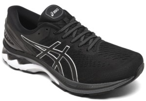 Asics Men's Gel-Kayano 27 Wide Width Running Sneakers from Finish Line
