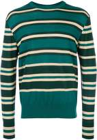 Marni multi-stripe sweater