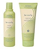 Aveda Be Curly Conditioner 6.7oz and Shampoo 8.5 oz Duo Set