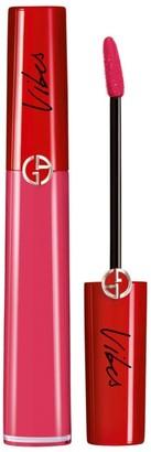 Giorgio Armani Lip Vibes Lip Maestro Liquid Lipstick