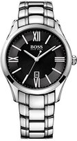 HUGO BOSS Ambassador Round 1513025 Mens Wristwatch Classic & Simple