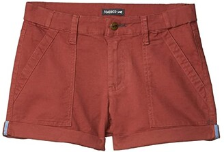 Toad&Co Earthworks Camp Shorts (Starfish) Women's Shorts