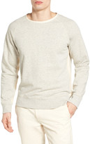 Billy Reid Dawson Raglan Sweatshirt