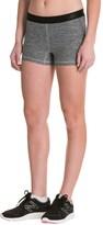 New Balance Space-Dye Shorts (For Women)
