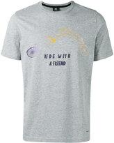 Paul Smith bicycle print T-shirt - men - Cotton - S