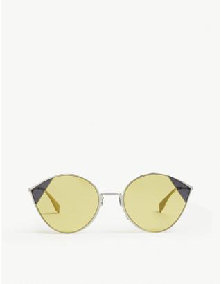 Fendi FF0341/S Cat-Eye sunglasses