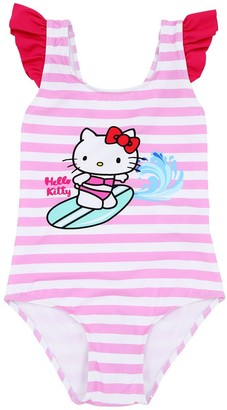 MC2 Saint Barth Hello Kitty Lycra One Piece Swimsuit