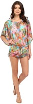 Luli Fama Boho Chic South Beach Dress Cover-Up