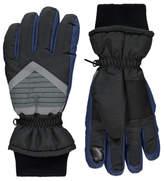 George Charcoal Ski Gloves