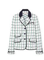 Tory Burch Pocomo Tweed Jacket