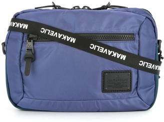 Makavelic Bi-Layer Pouch Bag