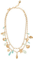 Kate Spade Under the sea double strand necklace