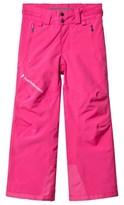 Peak Performance Pink Trinity Ski Pants