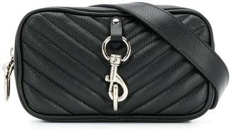 Rebecca Minkoff quilted camera belt bag