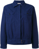 Bellerose button up shirt jacket - women - Cotton - 0