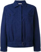 Bellerose button up shirt jacket - women - Cotton - 0