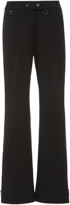 Erin Snow Teri Shell Straight-Leg Pants