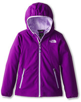 The North Face Kids Mossbud Soft Shell Hoodie (Little Kids/Big Kids)
