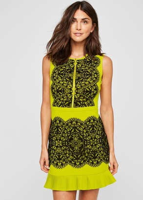 Phase Eight Lanna Lace Fitted Dress