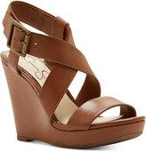 Jessica Simpson Joilet Platform Wedge Sandals