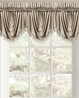"J Queen New York Queen Street Sonata 43"" x 29"" Rod Pocket Festoon Valance"