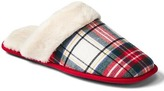 Gap + Pendleton cozy slippers