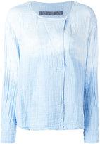 Raquel Allegra gradient cardigan