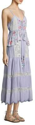 DAY Birger et Mikkelsen Hemant & Nandita Floral Tiered Dress