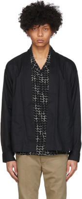 Visvim Black Lhamo Shirt