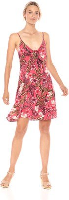 MinkPink Women's Tropical Islands Dress