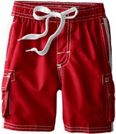 Kanu Surf Little Boys' Barracuda Toddler Swim Trunk