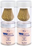 Cover Girl Trublend Microminerals Powder Foundation (455 Soft Honey)(pack of 2)