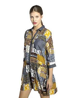 Smash Wear Smash! Women's Suklaa Dress,Small