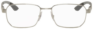 Ray-Ban Silver Tech Glasses