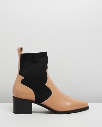 Senso Women's Brown Heeled Boots - Ryder - Size One Size, 38 at The Iconic