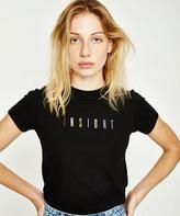 Insight Multi Spirit Short Sleeve T-shirt Black
