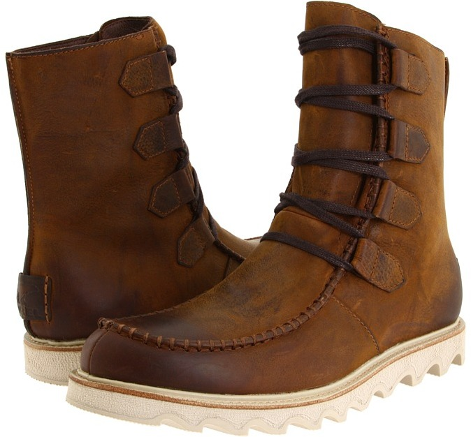 Sorel Mad Boot Lace (Chipmunk) - Footwear