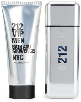 Carolina Herrera 212 VIP Men 2-Piece Eau de Toilette Shower Gel Set