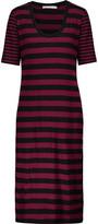 Kain Label Moby Striped Cotton Midi Dress