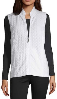 Liz Claiborne Weekend Womens Vest