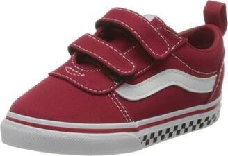 Vans Baby Boys' Ward V-Velcro Canvas Sneaker