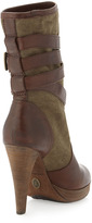 Frye Harlow Strappy Boot, Fatigue