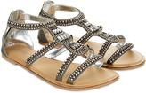Monsoon Alexa Embellished Gladiator Sandals