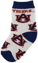 For Bare Feet Toddlers' Auburn Tigers Socks