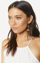 Soixante Neuf double drop earrings