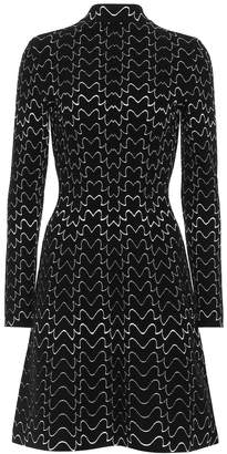Alaia Stretch-wool minidress
