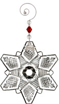 Waterford Annual Snow Crystal Ornament