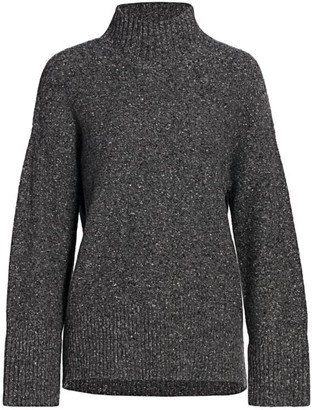 Frame High-Low Turtleneck