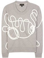 Burberry Unisex Jersey Sweatshirt