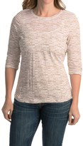 FDJ French Dressing Baby Cloud Stripe Shirt - 3/4 Sleeve (For Women)